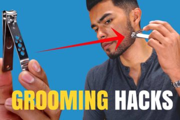 Grooming Hack for men
